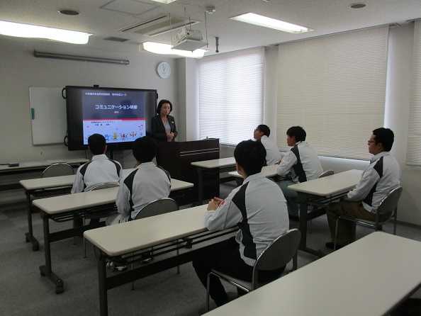 10月16日コミュニケーション講座 (2)