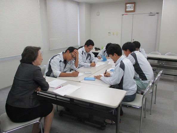 10月16日コミュニケーション講座 (3)