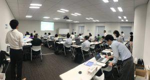 20190910大阪CAD初日講義風景