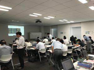 20190911大阪CAD講義風景2
