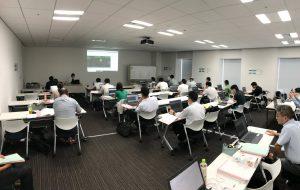 20190911大阪CAD講義風景1S